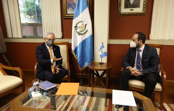 Nuevo Representante de UNFPA Guatemala