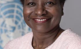 Natalia Kanem, Directora Ejecutiva de UNFPA