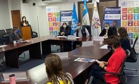 Lanzamiento del programa conjunto de Registro de hogares sensible al género